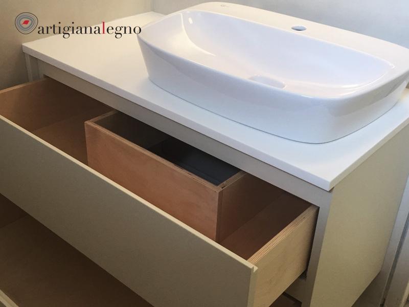 Mobile Bagno Ante Scorrevoli.Mobile Bagno Ante Scorrevoli Ante Bianco Veddinge Bianco X Mobili